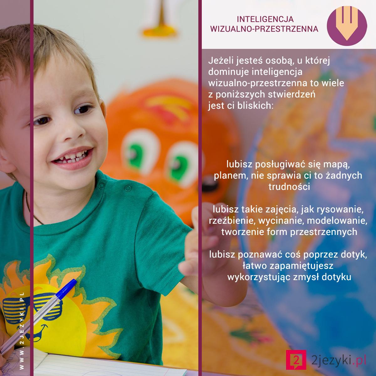 Rozwijamy inteligencję wizualno-przestrzenną – przedszkole Wieliczka – Tomaszkowice
