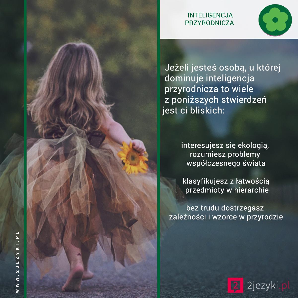 Rozwijamy inteligencję przyrodniczą w przedszkolu w Wieliczce – Tomaszkowicach