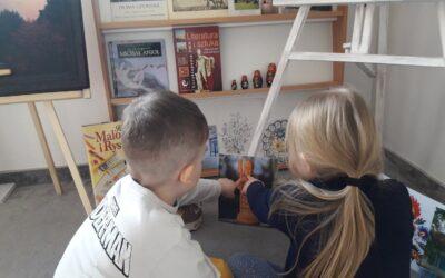Art Gallery w przedszkolu 2 języki